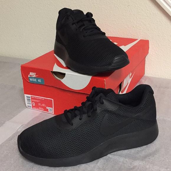 Nike Shoes | Nike Tanjun Wide 4e 9 Mens